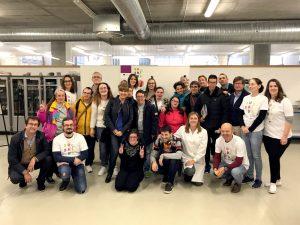 15 estudiantes con discapacidad asistieron al taller